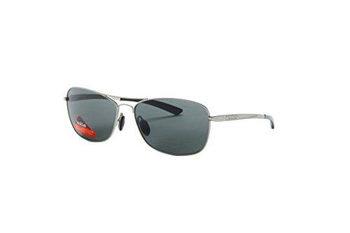 Bolle Ventura Sunglasses (TNS, Satin Silver)