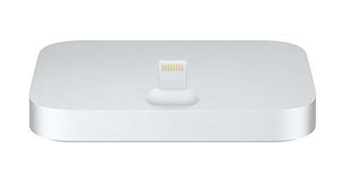 Apple Dock Lightning para Apple iPhone Silver - ML8J2ZM/A