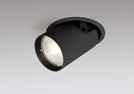 ODELIC LEDダウンスポットライト CDM-T35W相当 ブラック 24° 埋込穴Φ100mm 電球色 2700K 専用調光器対応 XD403612H (電源?調光器?リモコン?信号線別売)