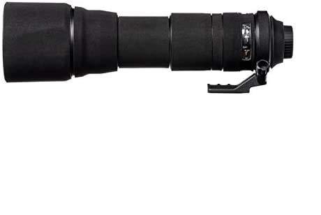 easyCover Lens Oak Black - Protector de lente de neopreno para Tamron 150-600mm f/5-6.3 Di VC modelo USD AO11