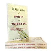Dr. Chi's fingernail & tongue analysis book - 1 book, (chi's enterprise) (hardcover)