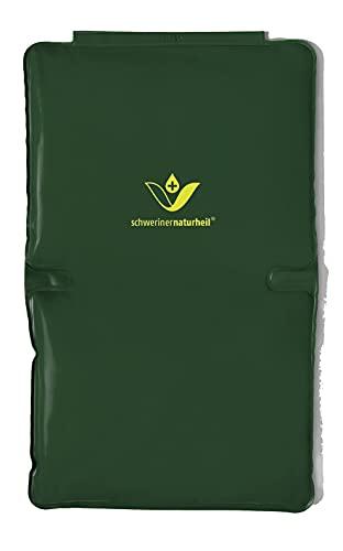 schwerinernaturheil Premium Deluxe Wärmeträger mit Naturmoorfüllung Gr.3, Kältekissen, Wärmespeicher,...