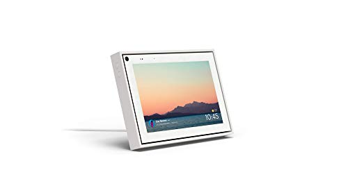 """Portal Mini White 8"""" from Facebook. Smart, Hands-Free Video Calling with Alexa Built-in [Importación inglesa]"""