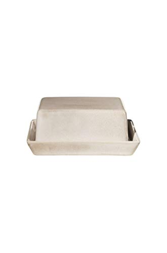 ASA SAISONS Butterdose, Keramik, Sand, 7cm