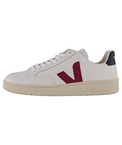 Veja Herren Sneaker Pack Man V-12 Weiss/rot (908) 43EU