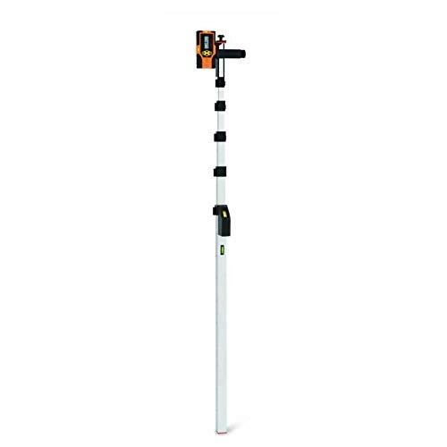 Laser EasyFix 5 m met universele adapter voor laser-ontvanger