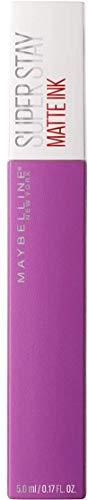 Maybelline New York Lippenstift, Super Stay Matte Ink, Flüssig, matt und langanhaltend, Nr. 35 Creator, 5ml
