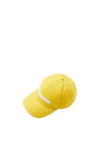 ESPRIT Accessoires Damen 078EA1P001 Baseball Cap, Gelb (Yellow 750), One Size
