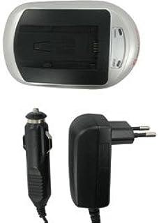 NP-FP70 NP-FH50 NP-FH70 NP-FV30 NP-FP90 NP-FH100 NP-FV50//FV70 Caricatore SET DTC-5101 Per Sony DCR-SX65E/per accumulatore: Sony NP-FP50