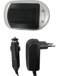 Ladegeräte für SONY DCR-SX30E, 220.0V, 1000mAh