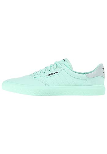 Adidas 3Mc, Zapatillas de Skateboarding Unisex niño, Multicolor (Mencla/Mencla/Negbás 000), 38 EU