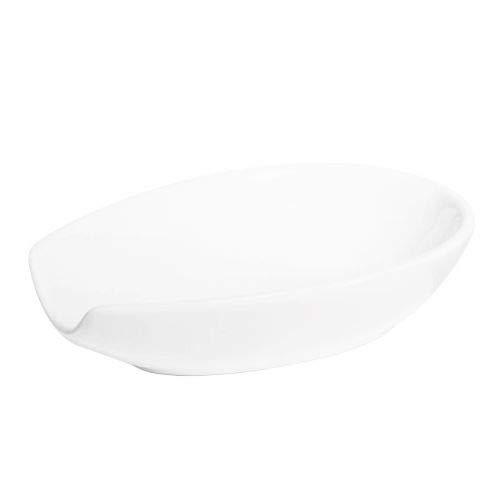 OKSLO 54291 ceramic spoon rest white Model 5180-11077-4707-6712