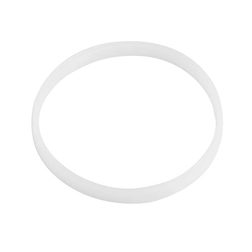 4PCS 10cm White Rubber Sealing O-Ring Gasket Replacement Parts for Ninja Juicer Blender Replacement Seals