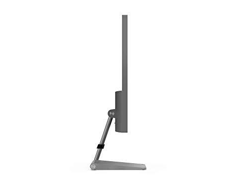 Lenovo Q27h-10 68,58 cm (27 Zoll, 2560×1440, WQHD, 75Hz, WideView, entspiegelt) Monitor (HDMI, DisplayPort, 4ms Reaktionszeit, AMD Radeon FreeSync) grau - 4