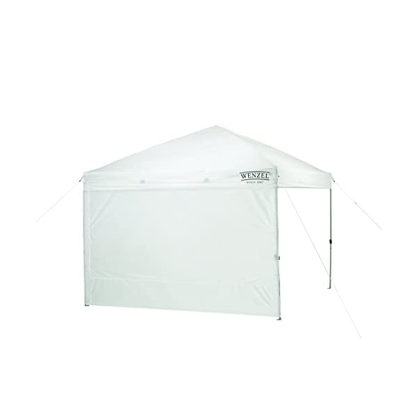 Wenzel-Smartshade-Screen-House-and-Canopy-Tent-10×10-Pop-Up-Tent-Shelter-for-Camping-Tailgating-Festivals-Events-and-More