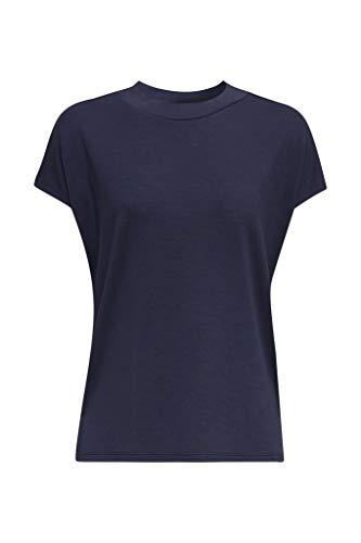 ESPRIT Collection - Camiseta de piqué con Corte Ancho
