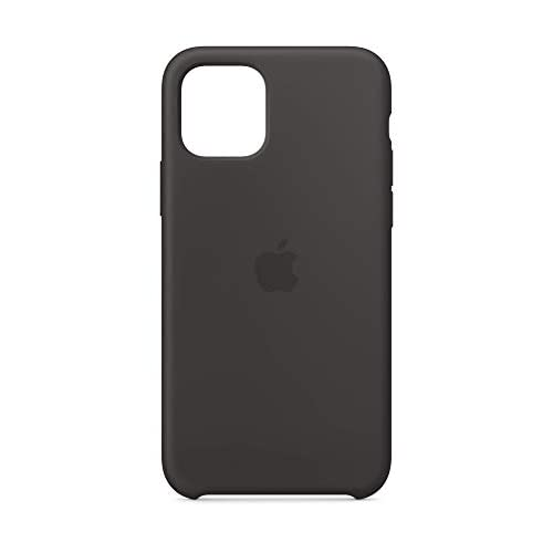 Apple Custodia in Silicone (per iPhone 11 Pro) - Nero