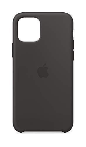 Apple Funda Silicone Case (para el iPhone 11 Pro) - en Negro