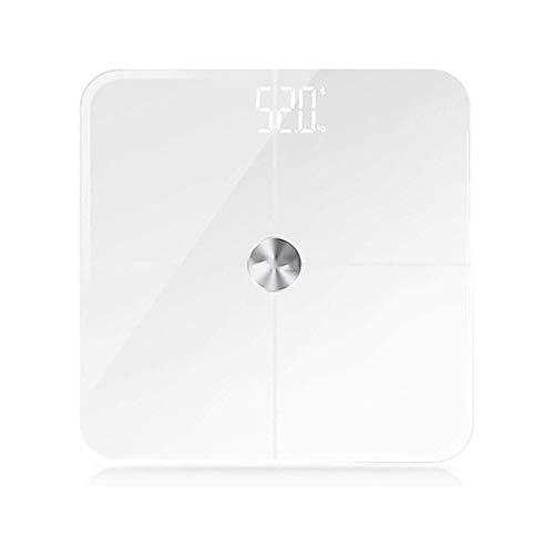 LKNJLL Smart Scale - Bluetooth Weight Scale, 20 Body Composition Monitor with iOS,Android APP, BMR, BMI Scales Digital Weight and Body Fat
