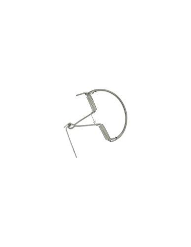Trampa de alambre para ratón y lirón con alambres galvanizados, longitud: 15 cm