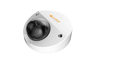 LE228 IP Kamera für draußen, SD-Slot, Nachtsicht, PoE, Deutscher Hersteller, Keine Cloud - Keine Datenkrake, inkl. APPs + Software für Win/MacOS, dt. Tel. Support