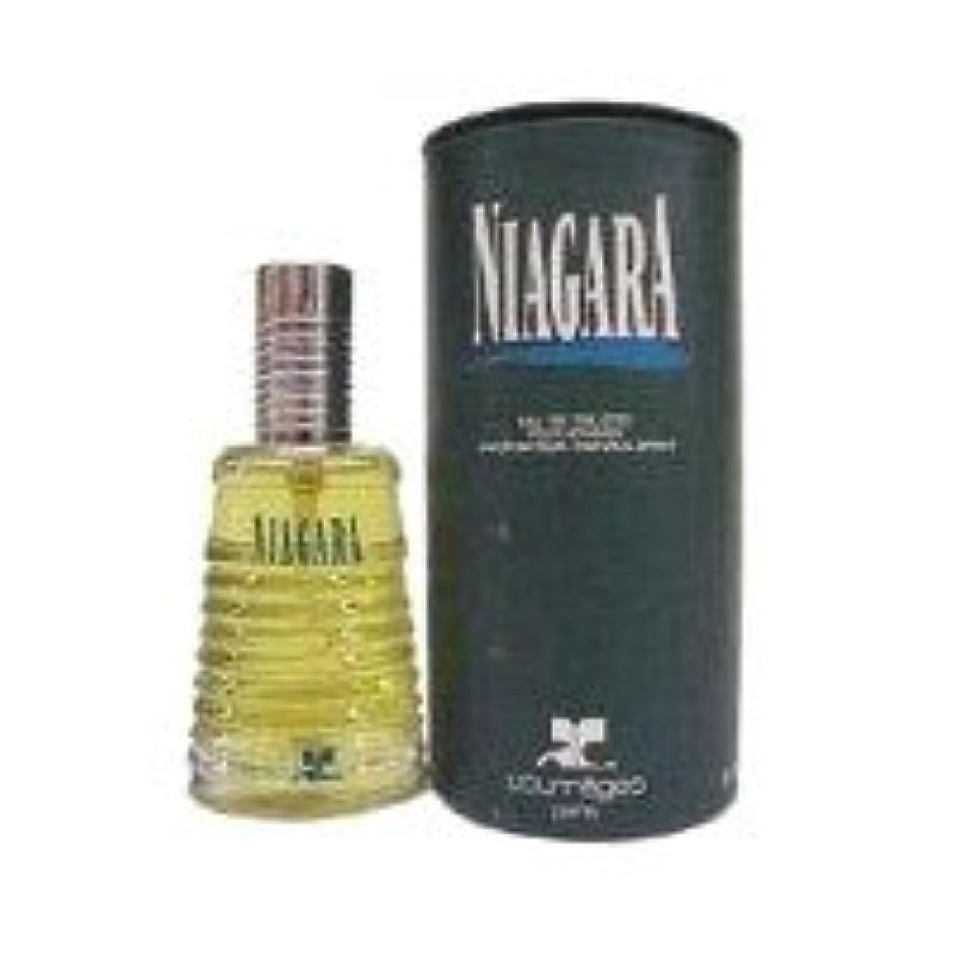 藤色ひねくれた共同選択Courreges Niagara (クレージュ ナイアガラ) 5ml ミニチュア by Courreges for Men