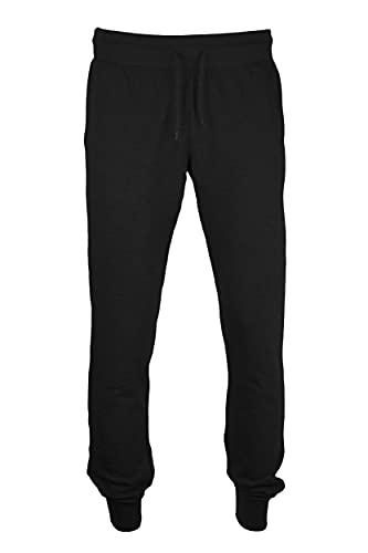 Mens Gym Sports Joggers Sweatpants, Regular Fit Soft Fleece Running...