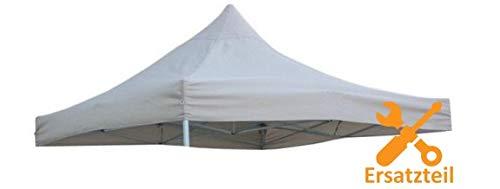 TrendLine Ersatzdach 3 x 3 m für Faltpavillon beige Pavillondach