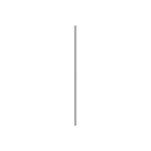 Quorum 6-2492, 24' Downrod, Antique Silver