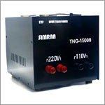 Simran THG-15000T Voltage Converter Transformer 15000 Watts Step Up Down Power Converter for 110 Volt, 220/240 Volt Conversion, CE Certified