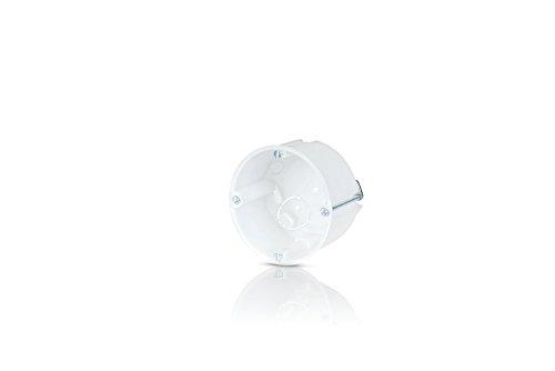 f-tronic Hohlwand-Gerätedose, halogenfrei, 47mm tief, E115HF, Inhalt: 25, Stück