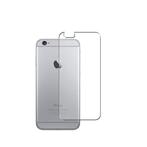 VacFun 2 Piezas Protector de pantalla Posterior, compatible con iphone 6 plus / 6s plus, Película de Trasera de TPU Skin Piel