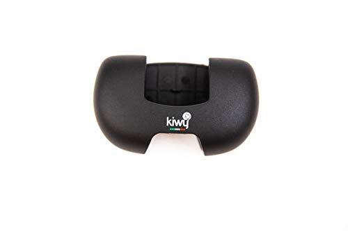 Kiwy iFeel, Dispositivo Anti-Abbandono per Seggiolino Auto, Blutooth, App IOS Android, Universale, Sistema Anti-Abbandono, Nero