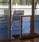 Security Boss MaxSeal in-Glass Door Mount Pet Door