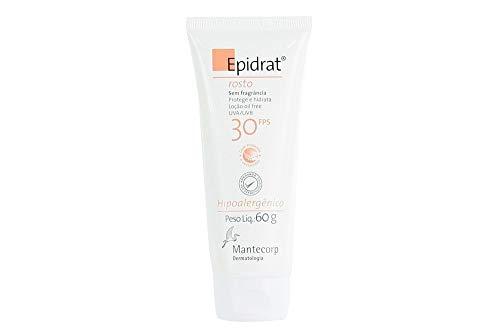 Hidratante Facial Rosto FPS 30, 60g, Epidrat, Mantecorp Skincare