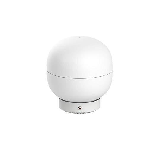 Sqddsg Aroma Diffuser Winter Neuer Großraum-Luftbefeuchter LED-Nachtlicht Home-Office-Luftbefeuchter (Color : Gray)