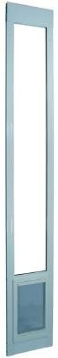 Fast Fit Pet Patio Door  Extra Large (White) (78 3 4   81 1 4 H) by Ideal Pet Products