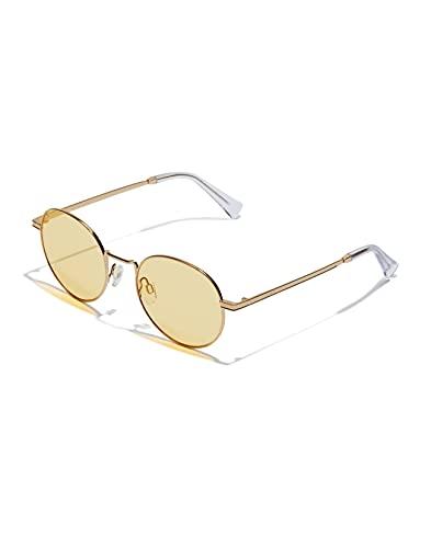 HAWKERS Pierre GASLY X MOMA Gold Gafas de Sol, Talla única Unisex Adulto
