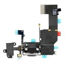 Ellenne Flex Carica Dock Nero Microfono Audio per Apple iPhone 5C by Store
