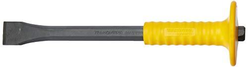 Tramontina 42700912, Talhadeira 12, Corpo Sextavado em Aço Especial, Pintura Eletrostática, com Empunhadura, Amarelo