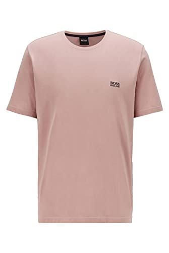 BOSS Mix & Match T-Shirt R Camiseta, Light/Pastel Pink680-Papel para Pintar, L para Hombre