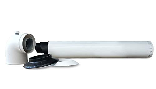 Kit de desagüe de humos horizontal DN60/100 para caldera de condensación Daikin