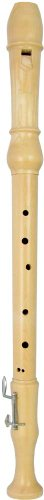 Meinel Recorders 431-3 - Flauta dulce tenor (tenor, de arce), color natural