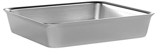 和平フレイズラバーゼ『ステンレス角バット21cm(LB-007)』
