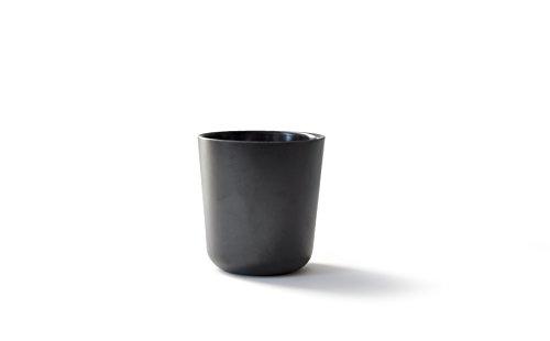 EKOBO 08903 Großer Becher, 450 ml, schwarz