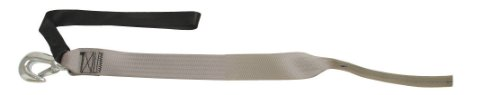 BoatBuckle P.W.C. Winch Strap with Tail End, 2-Inch x 15-Feet