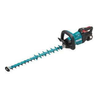 Makita DUH602RT - Cortasetos con batería, color azul