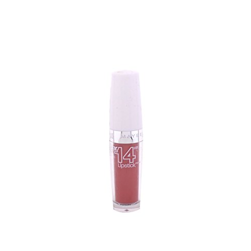 3 x Maybelline Superstay 14 Hour Wear Lipsticks 3.5g - 430 Stay With Me Coral