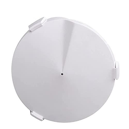 BECEMURU Wandhalterung Ständer Halter Stabilität ABS Wandhalterung Schutzhülle Ständer Router Schutz mit Schraubendreher für TP-LINK Deco M5/P7 Ganze Startseite Mesh-Wi-Fi-System (1 Pack)