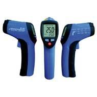 Termómetro de rayos infrarrojos, alcance de medida 13:1